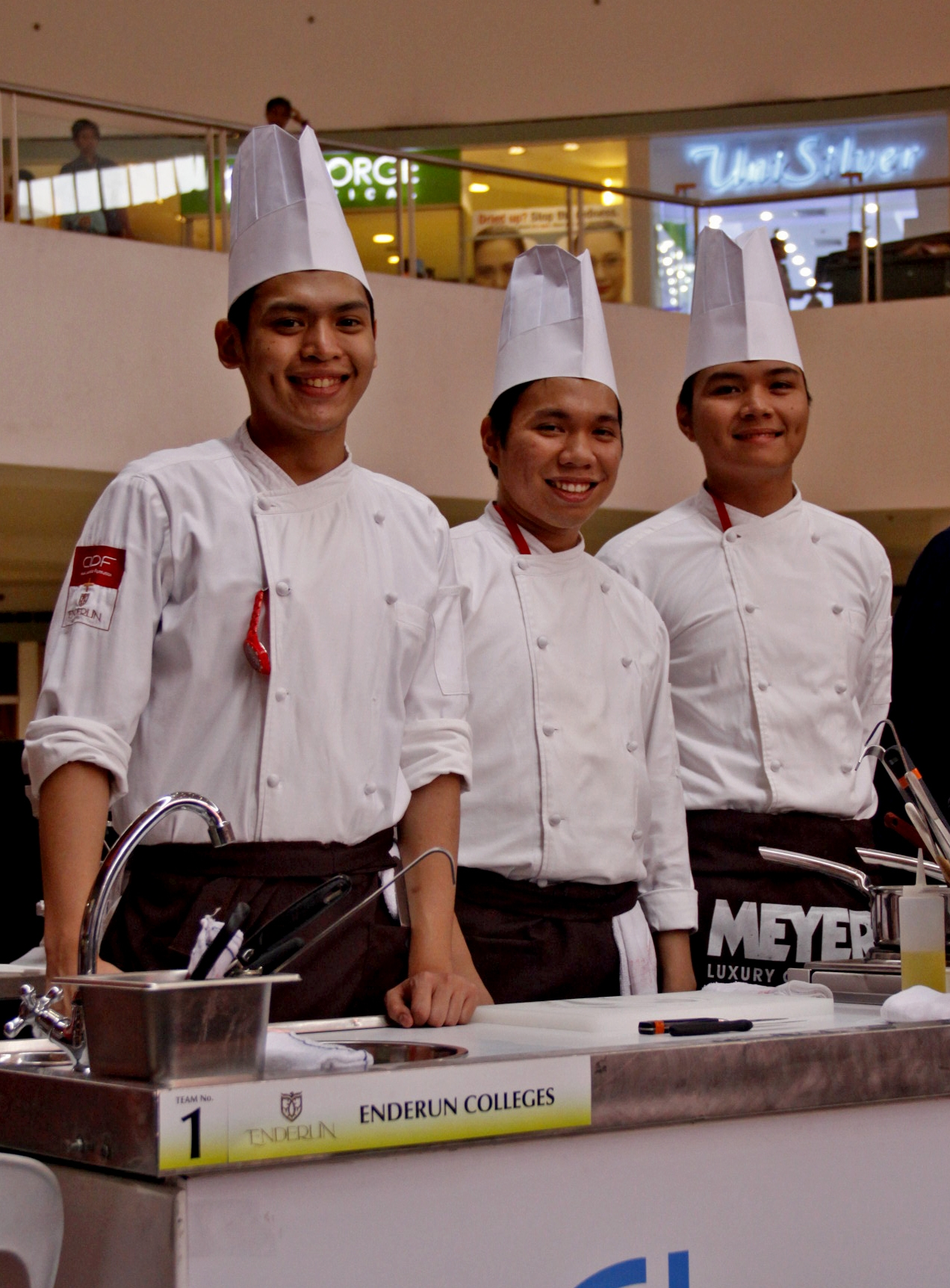 Flavors Culinary Challenge Champions