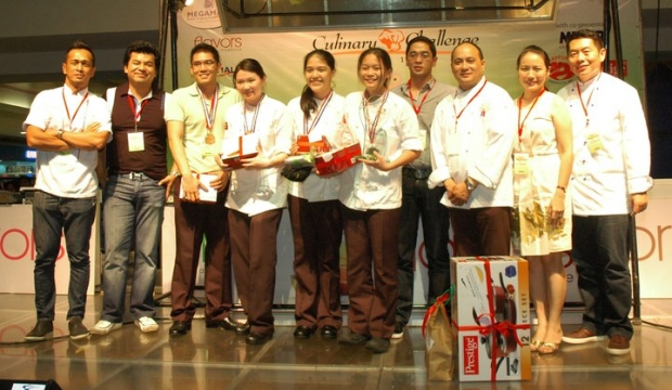 Team Enderun Triumphs Anew in Flavors Culinary Challenge