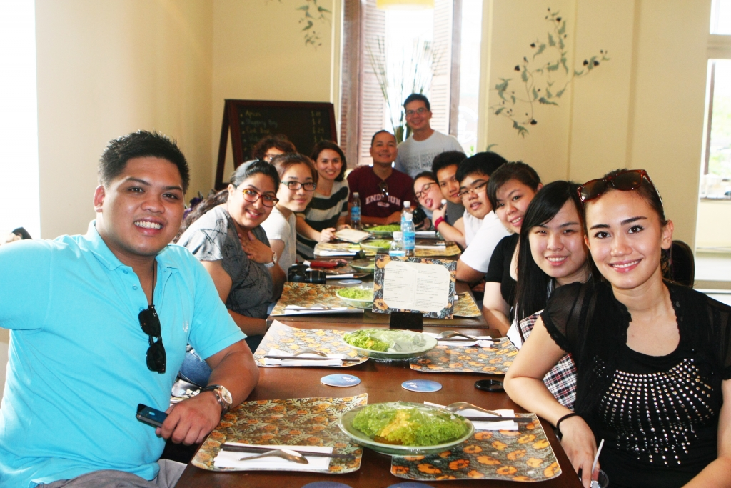 ADF IS Vietnam Culinary Tour - 01