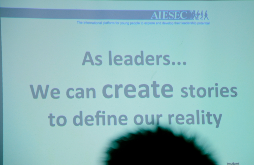 AIESEC Leadership Seminar Oct 5, 2011 - 01