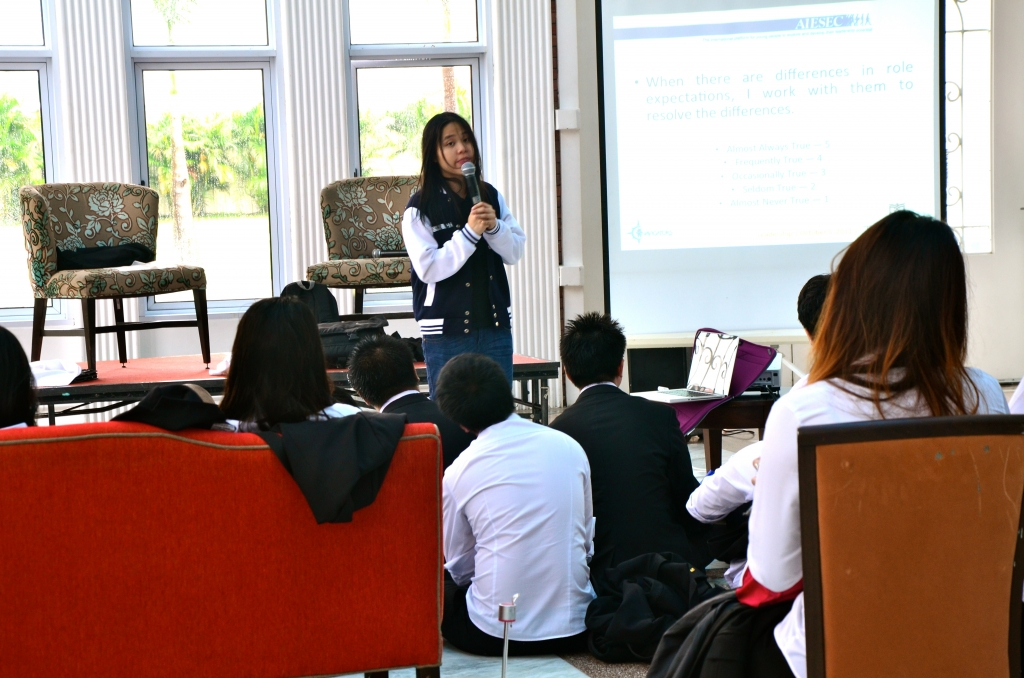 AIESEC Leadership Seminar Oct 5, 2011 - 04