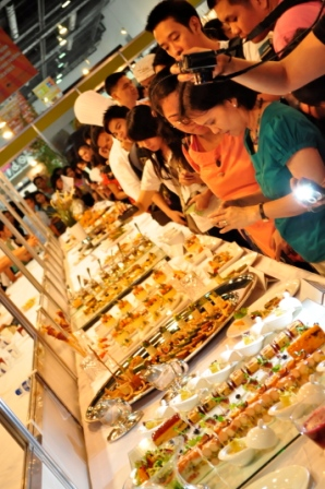 Chefs on Parade 2011 - 01