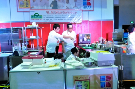 Chefs on Parade 2011 - 78