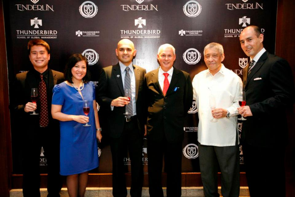 Thunderbird School of Global Management Partners with Enderun Colleges - 02