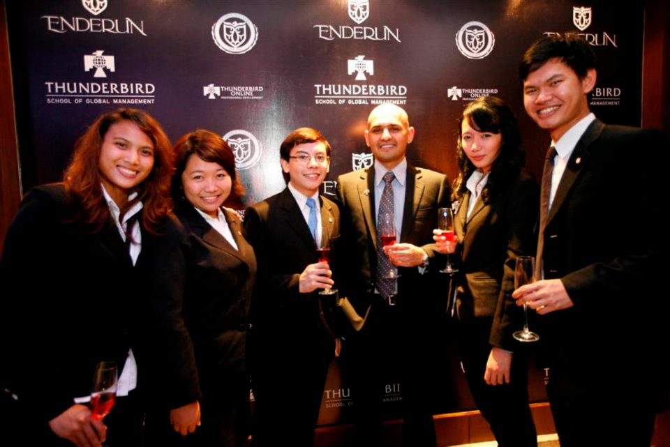 Thunderbird School of Global Management Partners with Enderun Colleges - 04