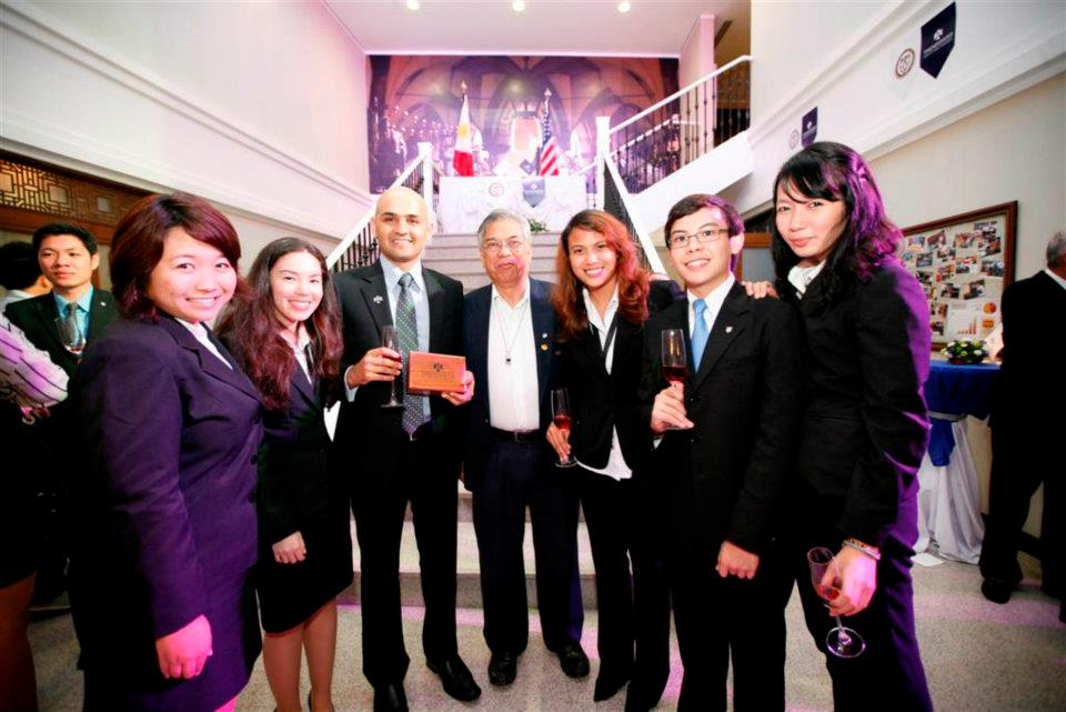 Thunderbird School of Global Management Partners with Enderun Colleges - 06