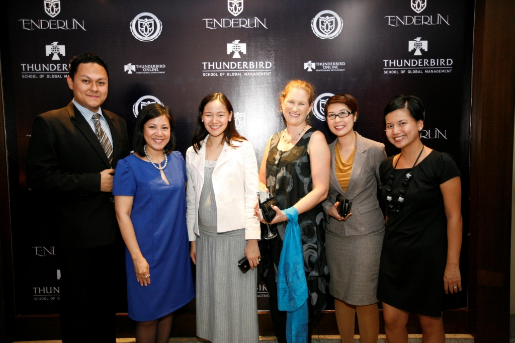 Thunderbird School of Global Management Partners with Enderun Colleges - 10