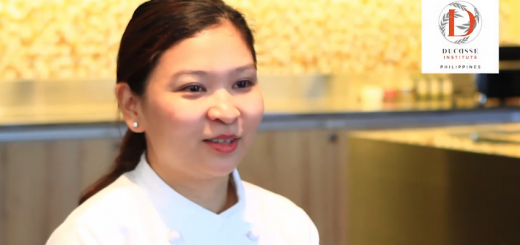 Marie Gonzales-Molina 3-Month Certificate in Pastry Arts Testimonial