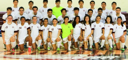 Enderun Titans Men and Women' Futsal Team
