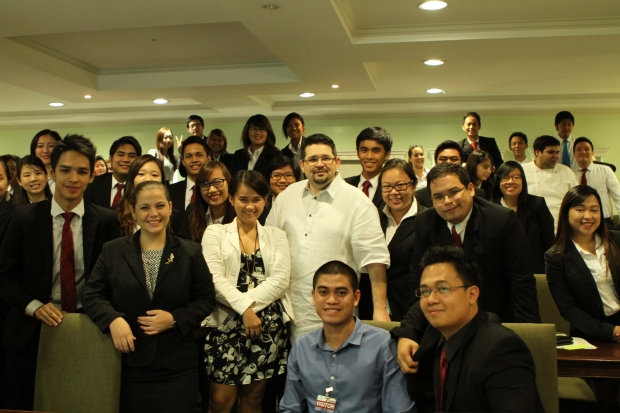 The Palms Hotel Visits Enderun
