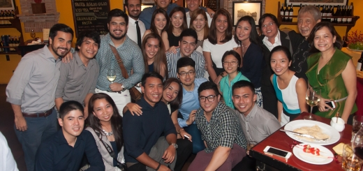 Enderun Alumni Night December 2014