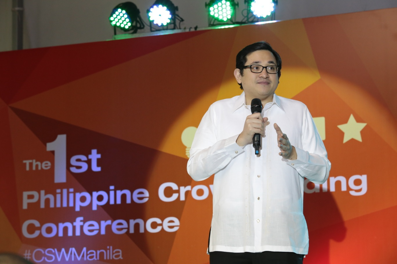 The Country's First-Ever Crowdfunding Conference Held at Enderun Colleges