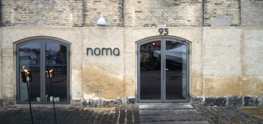 Noma has been the World's Best Restaurant for fire years-- in 2010, 2011, 2012, 2014, and 2015.