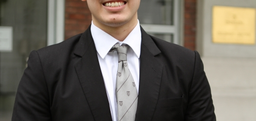 Christopher Young is currently taking up BS Operations Management at Enderun Colleges