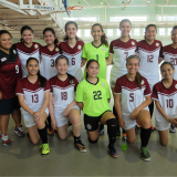 Lady Titans Futsal Varsity preps for championship finals March 19
