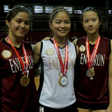 Three awardees