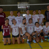 Reinforced Volleyball Team