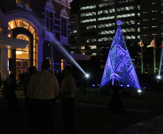 Enderun Sustainable Christmas Tree