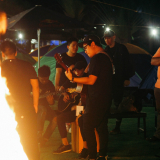 Enderun Colleges CampUs Bonfire