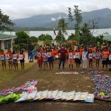 Enderun outreach Tacloban