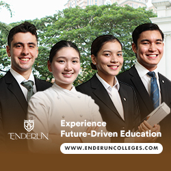 Learn More About Enderun Colleges